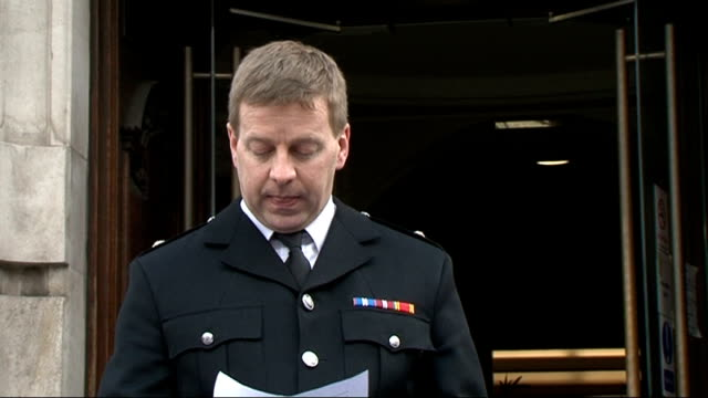 deaths 'could have been prevented' london cutbill statement continues sot - inquest stock videos & royalty-free footage