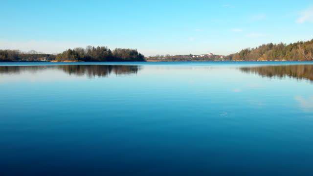 Lake Abtsee, Winter