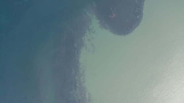 lake aerial view - liyao xie stock videos & royalty-free footage