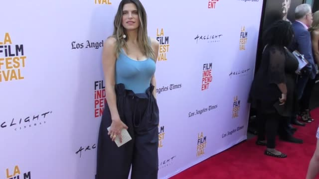 Lake Bell at The 2017 Los Angeles Film Festival Premiere of 'Shot Caller' at ArcLight Cinemas on June 17 2017 in Culver City California