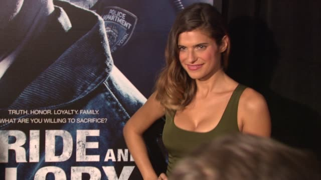 Lake Bell at the 'Pride and Glory' New York Premiere at New York NY