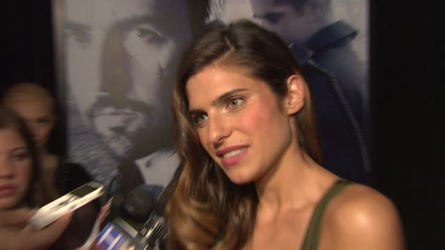 Lake Bell on her role as Megan Egan on her upcoming film project and on working with Gavin O'Connor and Colin Farrell at the 'Pride and Glory' New...