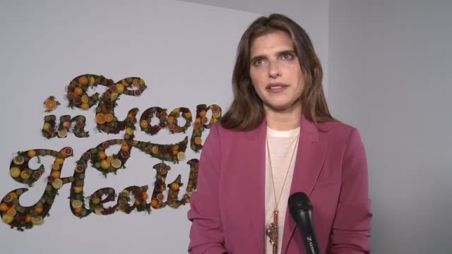 INTERVIEW Lake Bell on wellness and hosting a panel at the In goop Health Summit at 3LABS on June 09 2018 in Culver City California