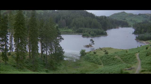 1960 - uk lake district - english lake district stock videos and b-roll footage