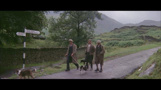 1960 - uk lake district - lancashire stock videos & royalty-free footage