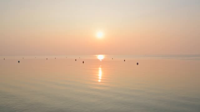 lake garda at sunset, lazise, verona, lake garda, lago di garda, veneto, italy - lago stock videos & royalty-free footage