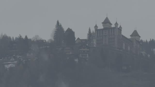 lake geneva visuals - montreux stock videos & royalty-free footage