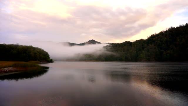 lake göygöl (goygol) - lake stock videos & royalty-free footage