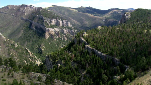 stockvideo's en b-roll-footage met lake helena - luchtfoto - montana, lewis en clark county, verenigde staten - montana westelijke verenigde staten