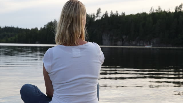 Lake in Sweden near Gothenburg