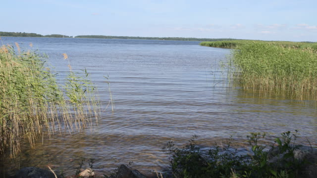 Lake in Sweden near Gothenburg