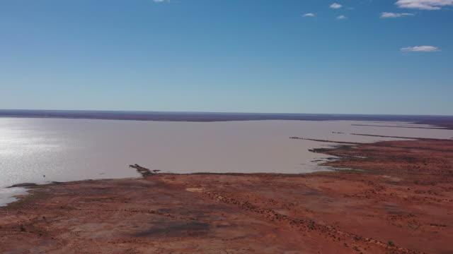 lake machattie - flood stock videos & royalty-free footage