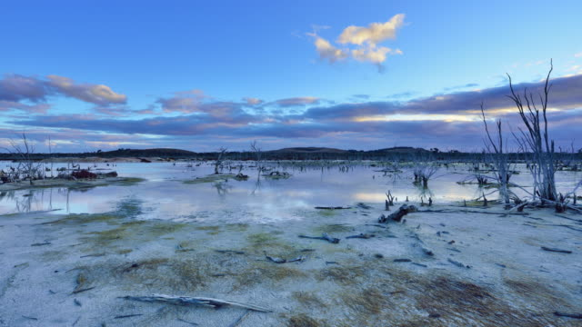 Lake Magic and Wave Rock, Western Australia