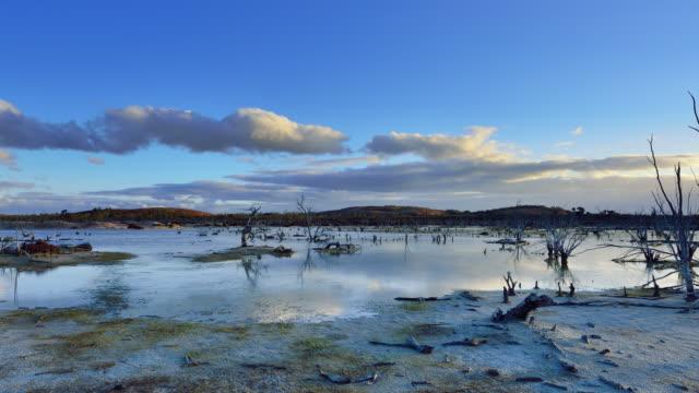 Lake Magic and Wave Rock, Western Australia, Zoom in