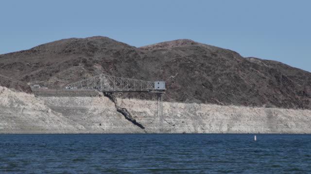 ミード湖 - 4 k - ネバダ州クラーク郡点の映像素材/bロール