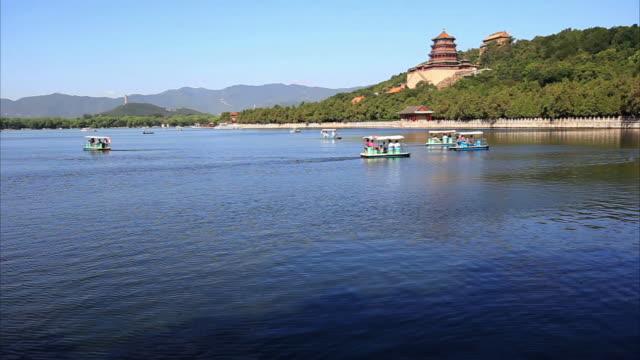 Lake Der Sommerpalast, Peking