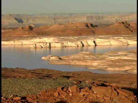 ms, lake powell, utah/arizona, usa - lake powell stock videos & royalty-free footage