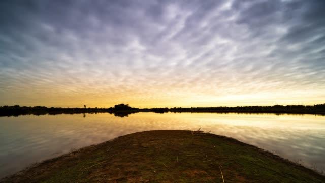 Lake Reflection Morning