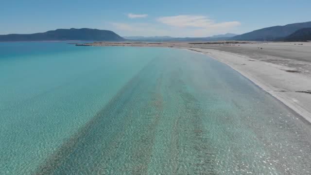 sjön salda, turkiet - uppdämt vatten bildbanksvideor och videomaterial från bakom kulisserna