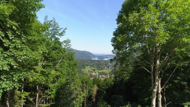 Lake Schliersee In Upper Bavaria