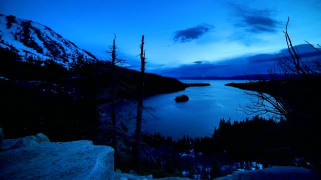 lake tahoe : 4k - pinaceae stock videos & royalty-free footage