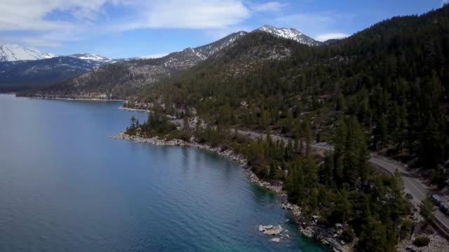 vídeos y material grabado en eventos de stock de lake tahoe - sierra nevada de california