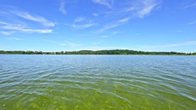 "Lake ""Waginger See"", Bavaria, in summer"