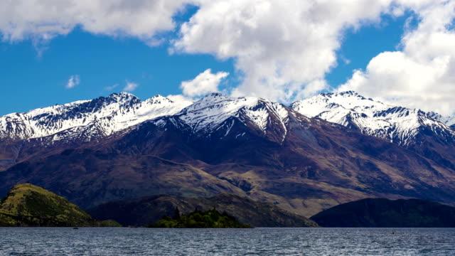 Lake Wanaka Time-lapse