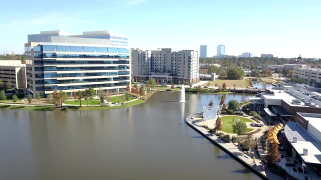 Lake Woodlands Business Park The Woodlands Texas
