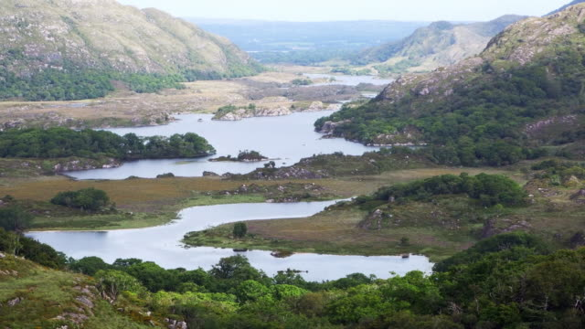 Lakes Of Killarney As Seen From Ladies View
