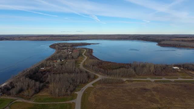 lakeshore development - lakeshore stock videos & royalty-free footage
