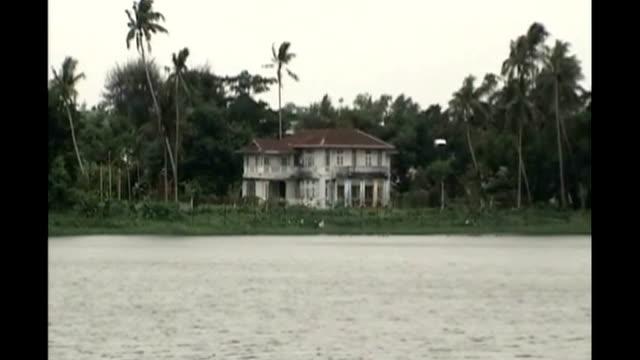 Lakeside villa where Suu Kyi held under house arrest