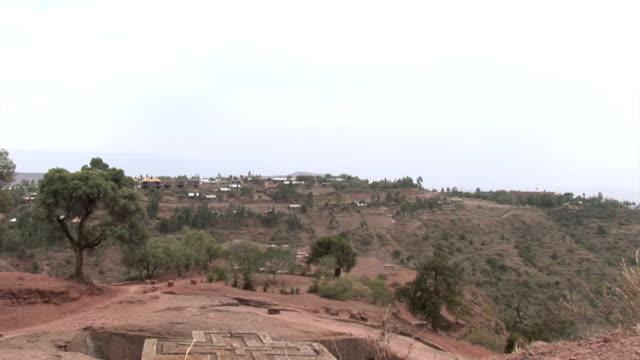 ラリベラの石造りの教会 - 世界遺産点の映像素材/bロール