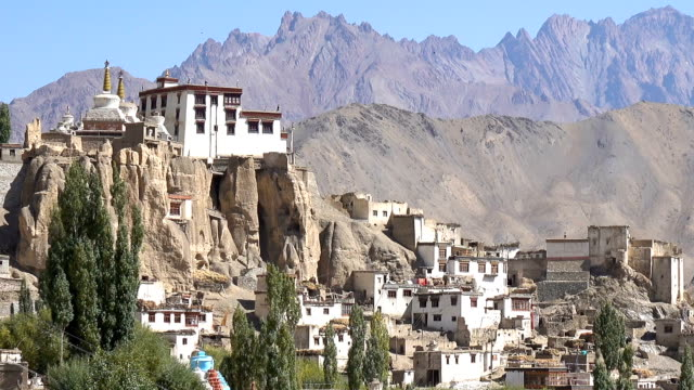 Lamayuru monastery in Leh Ladakh, Northern India