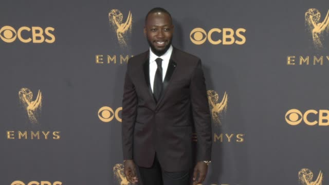 Lamorne Morris at the 69th Annual Primetime Emmy Awards at Microsoft Theater on September 17 2017 in Los Angeles California