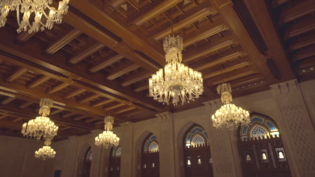 オマーンの古い構造のランプ - 王宮点の映像素材/bロール