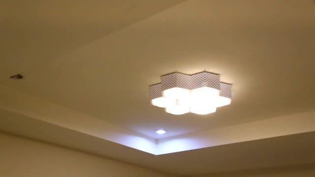 Lamps under voltage.