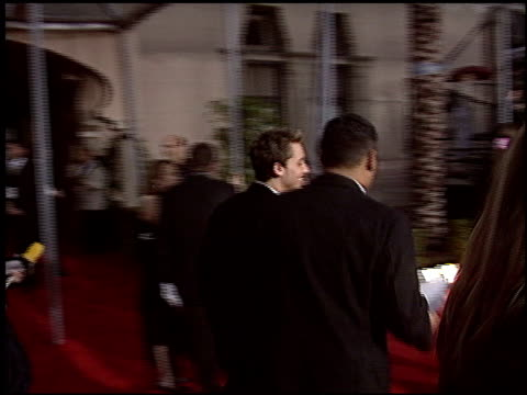 lance bass at the 2004 screen actors guild sag awards at the shrine auditorium in los angeles california on february 22 2004 - lance bass stock videos and b-roll footage