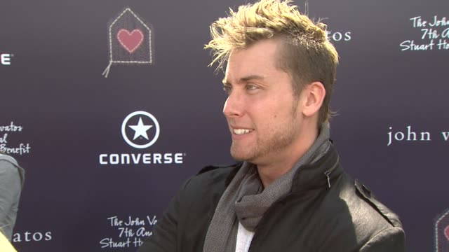 lance bass on being part of the afternoon why it's important to shed light on sexual abuse when he became a fan of john varvatos what he's most... - lance bass stock videos and b-roll footage