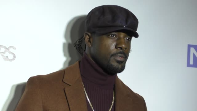 stockvideo's en b-roll-footage met lance gross at the 9th annual manifest your destiny toy drive and fundraiser on december 05, 2016 in hollywood, california. - manifest destiny