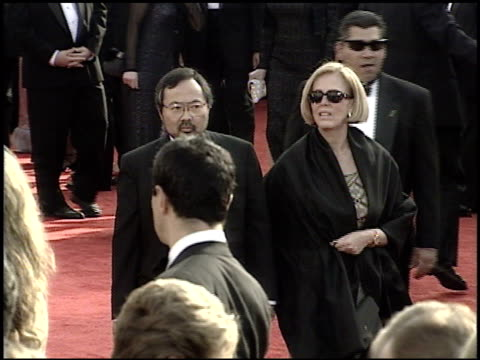 lance ito at the 2001 academy awards at the shrine auditorium in los angeles california on march 25 2001 - 73rd annual academy awards stock videos & royalty-free footage