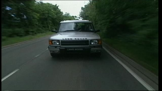 land rover - land rover stock videos and b-roll footage