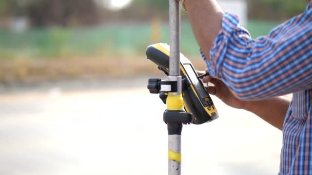 land surveyors - surveyor stock videos & royalty-free footage