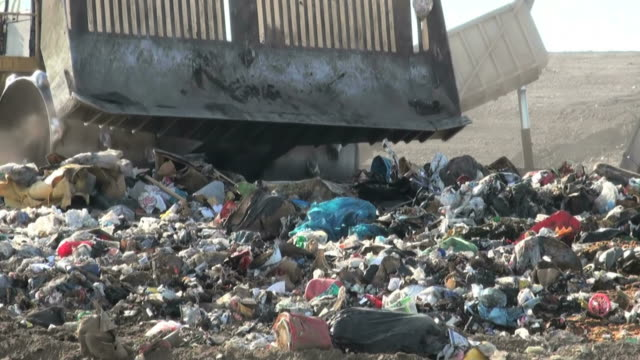 landfill