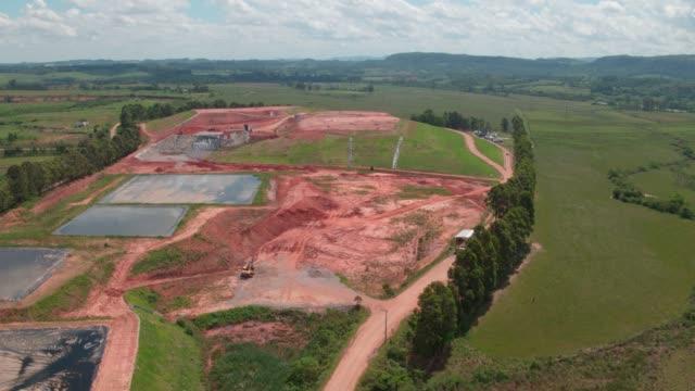 landfill - dump truck stock videos & royalty-free footage