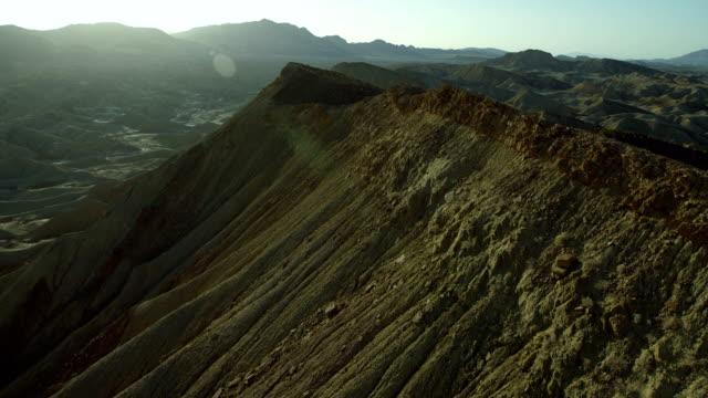 landform in anza borrego state park - sonoran desert stock videos & royalty-free footage