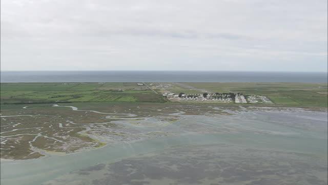 Landing At Caernarfon Airport