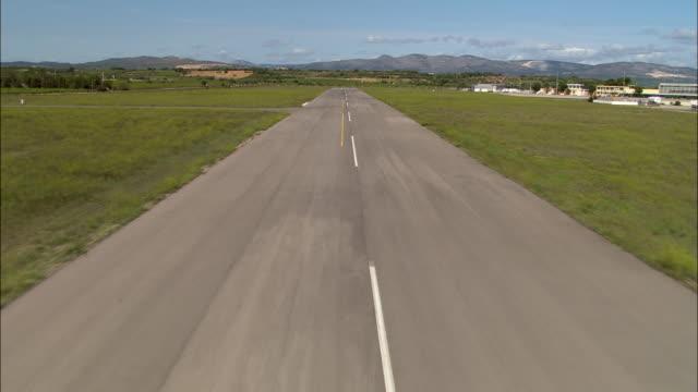 Landing At Perpignan Rivesaltes