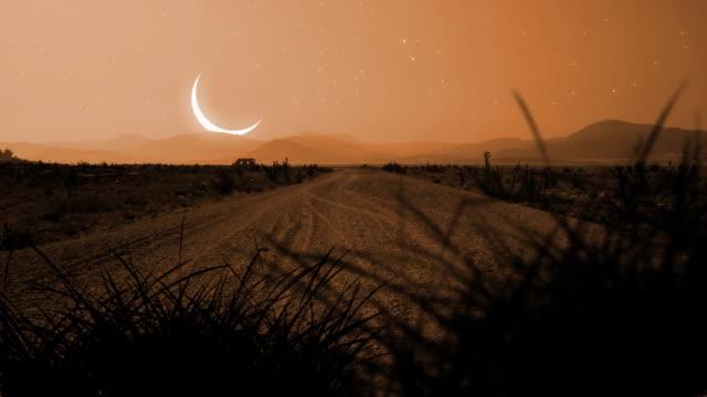 Landscape And Shiny Comet 2