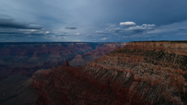 Landscape in Grand Canyon National Park